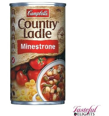 Country Ladle Minestrone 495g