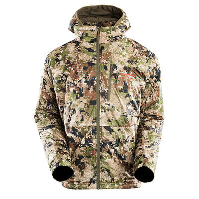 05e25f3c9e47c SITKA KELVIN LITE Hoody Jacket - Insulated - Optifade Ground Forest ...