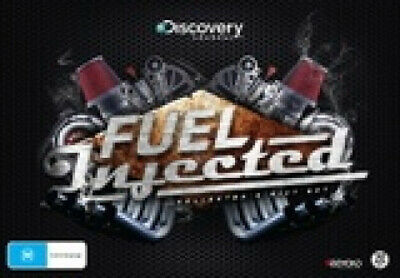Fuel Injected (American Chopper/Fast N' Loud/Jesse James/Philly