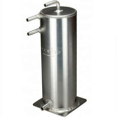 OBP 2ltr Alloy Base Mounted Swirl Pot