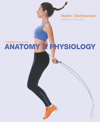 Essentials of Anatomy & Physiology 7e Martini Test Bank (Digital Copy)