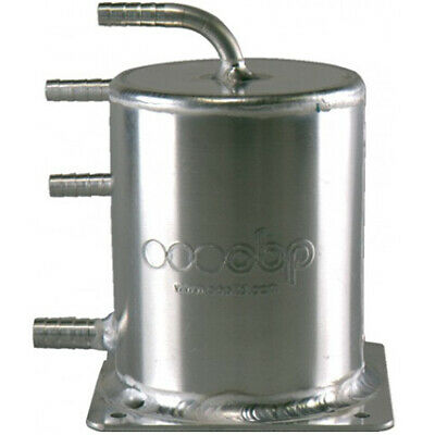 OBP 1ltr Alloy Base Mounted Swirl Pot