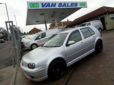 2003 Volkswagen Golf Gt 1.9 Tdi 150 Bhp 6 Speed Manual Fwd 5 Door Hatchback Car