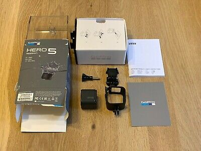 GoPro Hero5 Session Edition 4k Ultra HD - Black