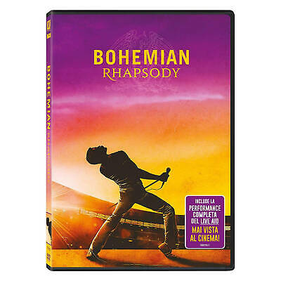 Bohemian Rhapsody The Movie (DVD)