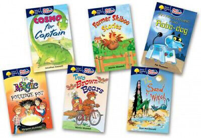 Oxford Reading Tree All Stars Pack 1 Pack of 6: 1 x 6 titles (Oxford Reading