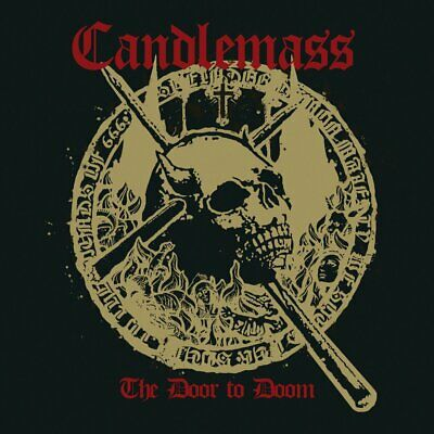 Candlemass - The Door To Doom (CD Digipak Limited Edition)