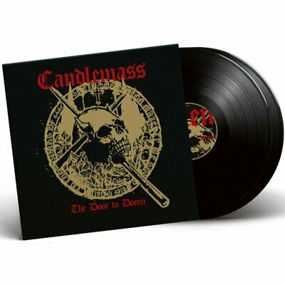 Candlemass - The Door To Doom (2LP Limited Edition)