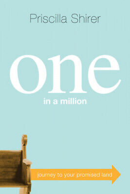 One in a Million: Journey to Your Promised Land by Shirer, Priscilla.