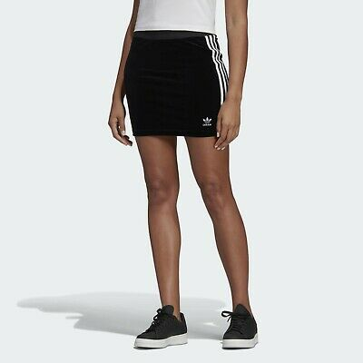 Donna: abbigliamento Abbigliamento e accessori Gonna Adidas Originals 3-STRIPES MIDI SKIRT Tg 40 AY7957