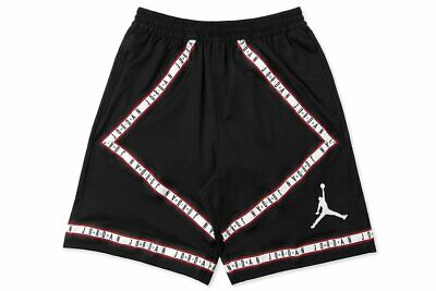 e22bb293fb95 Men s Jordan Basketball Taping Shorts Black White Comfort Athletic AJ1108  395