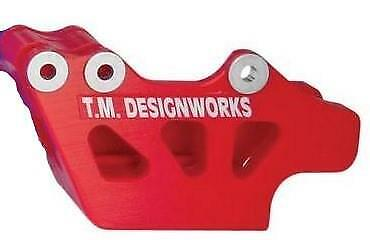 """""""Factory Edition"""" Rear Chain Guide Red For Beta 497-0323"""