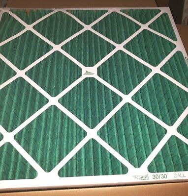 Camfil Farr 30/30 Merv-8 25X25X2 Air Furnace Filter 049880018 Box Of 12