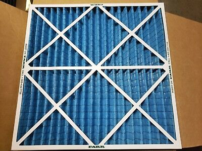 Farr Aeropleat Iii Class 2 25X25X2 Air Furnace Filter 116300013 Box Of 10