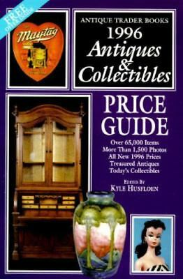 Antiques & Collectibles Price Guide 1996: An Illustrated Comprehensive Price Gui