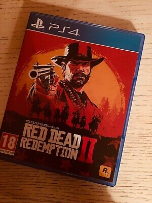 red dead redemption 2 Ps4 Neuf