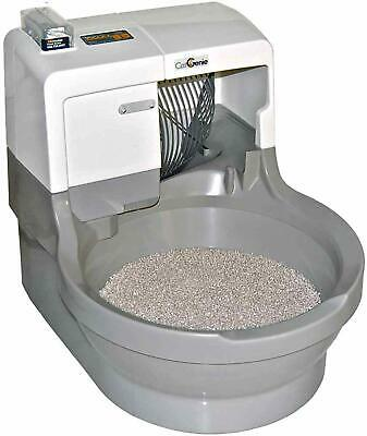Self Washing Self Flushing Cat Litter Box Automatic Electric Cleaning