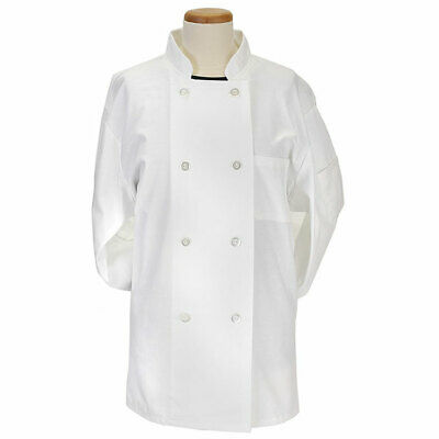 Ritz Pro Chefs Jacket Poly Cotton XL