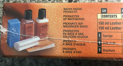 Leather Masters Anti-Aging Leather Care System By Dr. Tork NIB 300ML