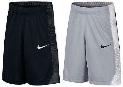 New Nike Boys Dri-fit Avalanche Shorts Choose Color and Size MSRP $30.00