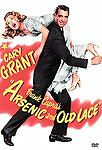 Arsenic and Old Lace (DVD, 2000) Cary Grant Like New