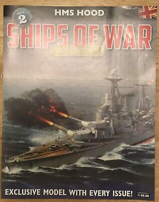 Ships Of War Collection Issue 2 - HMS hood