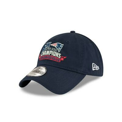 New England Patriots New Era 6X Super Bowl Champions 9Twenty Adjustable Dad Hat