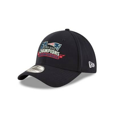 New England Patriots New Era 6X Super Bowl Champions 9Forty Adjustable Dad Hat