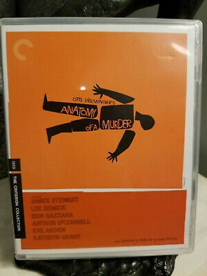 Anatomy of a Murder (Criterion blu-ray, 1959)