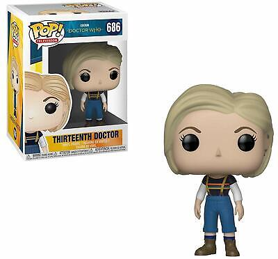 Funko Pop Television: Doctor Who - Thirteenth Doctor 686 32828 In stock
