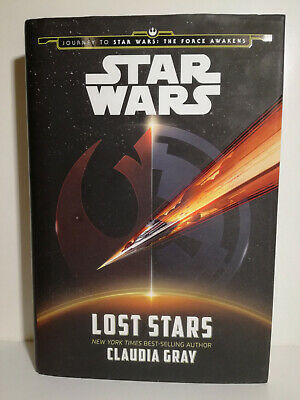 Star Wars Lost Stars Hardcover Journey to The Force Awakens