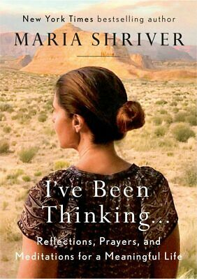 I've Been Thinking ... : Reflections, Prayers, and Meditations for a Meanin PDF