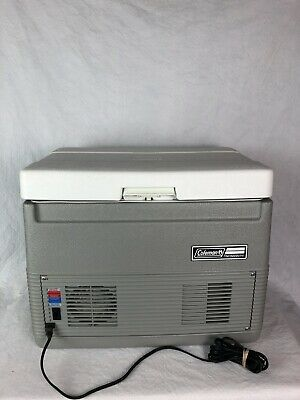 Coleman Cooler PowerChill Hot Cold Portable Thermoelectric 40 Quart Camping S232