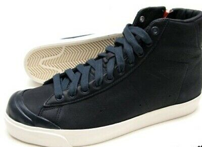 super popular 7758f ed988 Nike Blazer Mid AB TZ Zip Pack Quickstrike in Navy Safety Orange. (2010