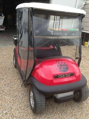 golf cart club car precedent one owner