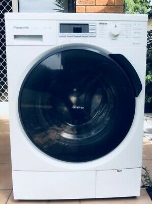 Panasonic 10kg 1400rpm front load Washing Machine with 6 months warranty
