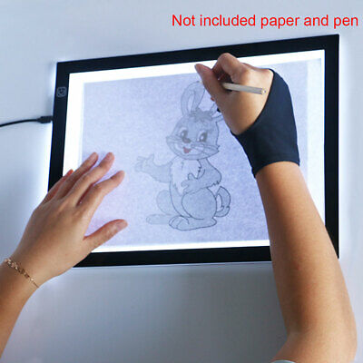 LED A3 Tracing Light Box Tablet Writing Painting Art Drawing Board USB Copy Pad