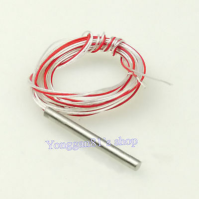 0.2% Class A Platinum Resistance Thermometers Senser Probe PT100 3 Wire