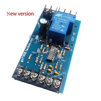 DC 12V Liquid Level Controller Water Level Detection Sensor Switch Relay Module