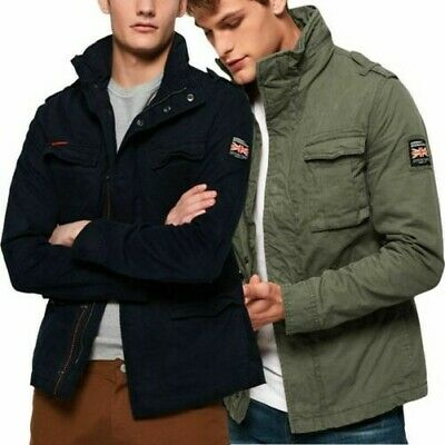 finest selection 5c1c5 ff15d SUPERDRY CLASSIC ROOKIE Military Jacket