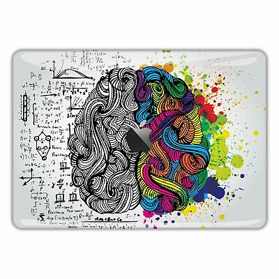 MacBook Pro Air 13 15 Skin case Sticker vinyl Decal Left Right Brain FSM326