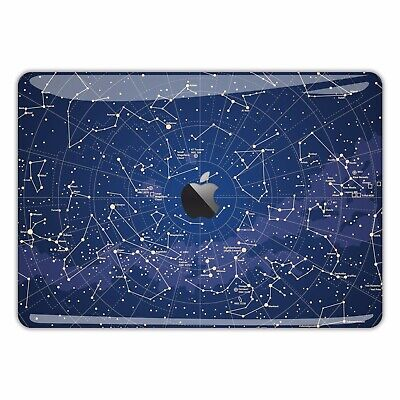 MacBook Skin Decal Space Sticker Air Vinyl Pro Retina stars constellation FSM329