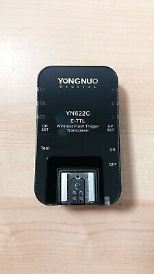 Yongnuo Single Transceiver of YN622 YN-622C TTL Flash Trigger with HSS for Canon