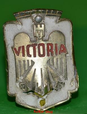 Vintage bicycle - plate   Manufacturers logo - VICTORIA / 5063