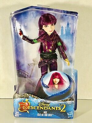 """BRAND NEW IN PACKAGE - Disney Descendants 2 / """"Mal - Isle of the Lost"""" Doll"""