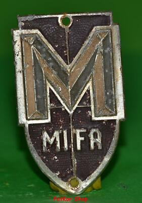 Vintage bicycle - plate   Manufacturers logo - MIFA / 5059