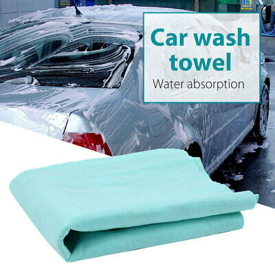 9AFB Car Wash Absorbent Drying Towel Rag Vehicle Cleaning Cloth Tool 66x43CM PVA