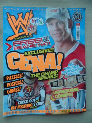WWE Kids Wrestling magazine issue 2