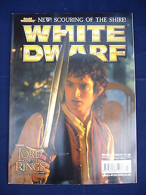 Games Workshop - White Dwarf - Issue WD303