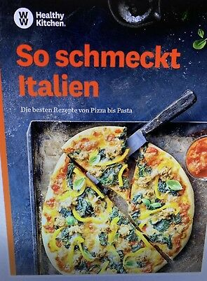"Weight Watchers WW 2019 Buch ""So schmeckt Italien"""